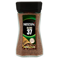 Nescafe Blend 37 Instant Coffee - 100g - Pack of 4 (100g x 4)