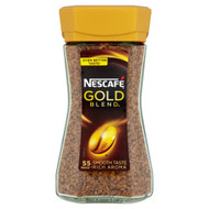 Nescafe Gold Blend Instant Coffee - 100g - Pack of 4 (100g x 4)