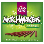 Nestle Matchmaker Cool Mint - 130g - Pack of 4 (130g x 4 Boxes)
