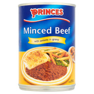 Princes Minced Beef With Onions - 392g