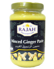 Rajah - Minced Ginger Paste - 210g  (Pack of 2)