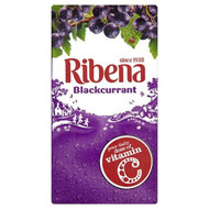 Ribena Blackcurrant - 288ml - Pack of 2 (288ml x 2)