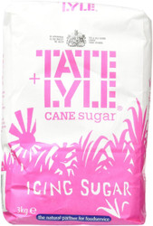 Tate and Lyle Icing Sugar -1 x 3kg