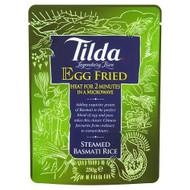 Tilda Steamed Basmati Egg Fried Rice - 250g (Pack of 6)