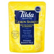 Tilda Steamed Basmati Lemon Rice - 250g (Pack of 6)
