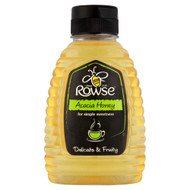 Rowse Squeezy Acacia Honey - 250g - Pack of 2 (250g x 2)
