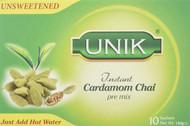 Unik Cardamom Tea Unsweetened Pack of 5 -5 x 140g