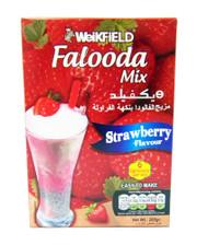 Weikfield - Falooda Mix - Strawberry Flavour - 200g x 2