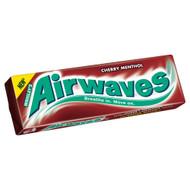 Wrigley's Airwaves Cherry Menthol - 14g - Pack of 5 (14g x 5)