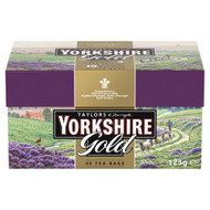 Yorkshire Tea Gold - 40's - Pack of 5 (40's x 5)
