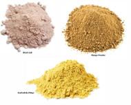 Jalpur Millers Spice Combo Pack - Black Salt 100g - Dry Mango Powder 100g - Asafoetida 50g (3 Pack)