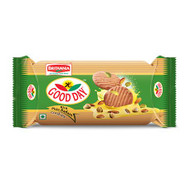 Britannia - Pistachio & Almond Flavoured Cookies - 90g (Pack of 24)