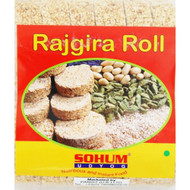 Sohum Udyog - Rajgira Roll (Amaranth Seeds Roll) - 200g (Pack of 2)