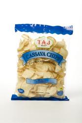 Taj Brand - Cassava Chips - Salted Flavour - 250g
