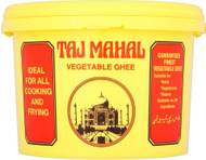KTC - Taj Mahal Brand - Vegetable Ghee (Ideal for cooking & frying) - 2kg