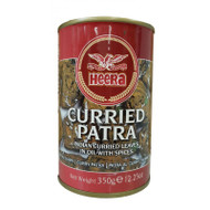 Heera - Curried Patra - 350g (Pack of 4)