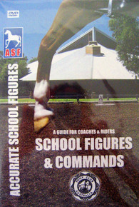 Accurate School Figures & Commands DVD