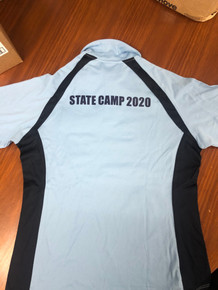 2020 State Camp Polo Shirt - Ladies - Size 18 Only