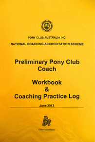 NCAS Preliminary Coaching Workbook & Log (PCA)