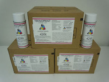 FULL CASE 12 CANS WHITE 42XX HP Laserjet 4000 4050 4100 4250 Printer Spray Paint