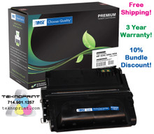 HP LaserJet 4200, 4250, 4300, 4350, 4345, 38A, 39A 42A, 42X, 45A, 45X Series Extended Yield Toner (Yield: 23,000)