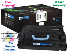 HP LaserJet 9000, 9000mfp, 9040mfp, 9050, 9050mfp, 43X Series WITH CHIP Extended Yield Toner (Yield: 40,000)