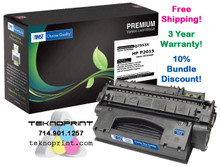 HP LaserJet P2015, M2727mfp, 53X Series Extended Yield Toner (Yield: 10,000)