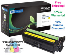 HP Color LaserJet CM4540 646A Series Toner - YELLOW (Yield: 17,000)