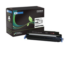 HP Color LaserJet 3600, 3800, CP3505 501A Series Toner - BLACK (Yield: 6,000)