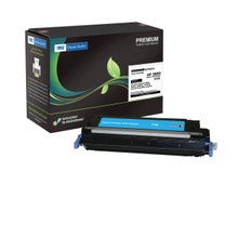 HP Color LaserJet 3600 3800 CP3505 503A Series Toner - CYAN (Yield: 6,000)