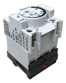 SQUARE D 9999PTE180 U 600V 16A TIME DELAY: 1.8 - 180 CONTACTS: 1 NO / 1 NC USED