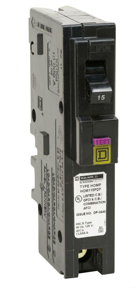 SQUARE D HOM120 N 20A 120V 1P NEW