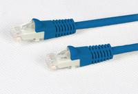 Cat 6 Blue UTP Patch Lead 250MHz