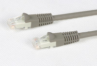 Cat 6 Grey UTP Patch Lead 250MHz