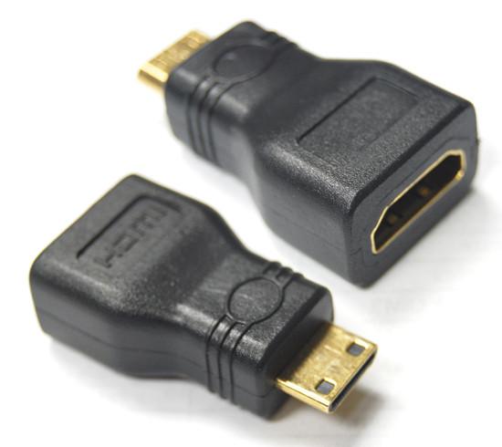 HDMI Female to HDMI Mini Male Adapter