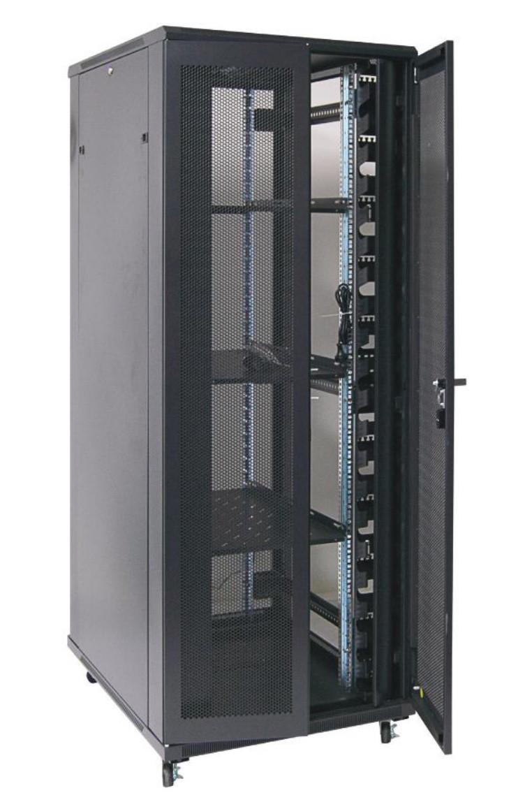 18ru Server Rack Cabinet 800mm Wide 800mm Deep