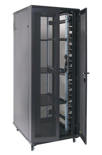 18RU network server rack cabinet 800mm wide, 800mm deep