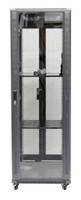 37RU network server rack cabinet 800mm deep - front