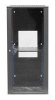 24RU Wall Mount Server Rack Cabinet 600mm Deep Swing Frame