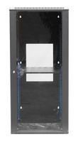 27RU Wall Mount Server Rack Cabinet 600mm Deep Swing Frame