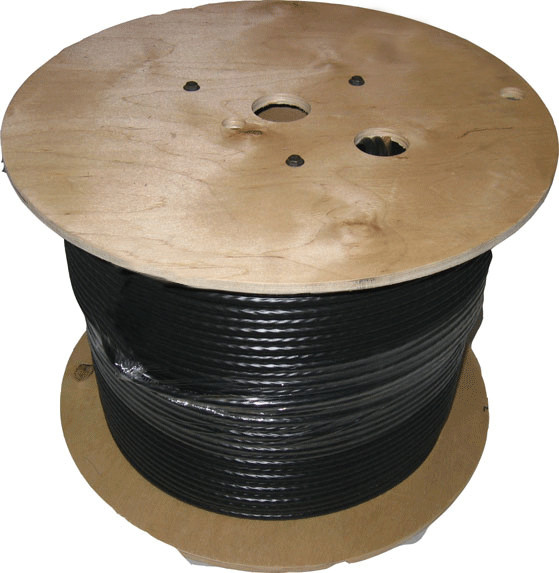 100m OM3 6 Core indoor/Outdoor Tight Buffered Cable Roll