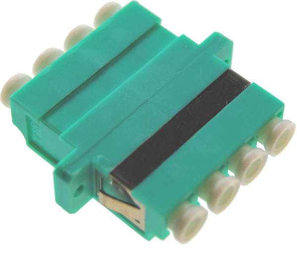 Fibre LC/ LC Quad Multi mode Joiner