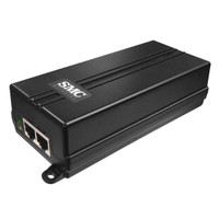 SMC 1 Port Gigabit PoE+ Injector (30W) 802.3at compliant