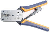 RJ-45 8 Position Modular Crimping Tool - Professional Series