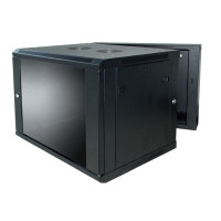 6RU Wall Mount Server Rack Hinged, Linkbasic