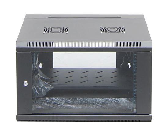 6RU Wall Mount Server Rack Cabinet Hinged