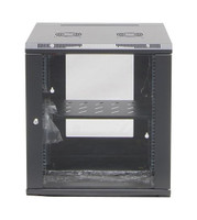 DET Approved 12RU Wall Mount Server Rack Cabinet Hinged front