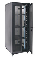 27RU network server rack cabinet 800mm wide, 800mm deep
