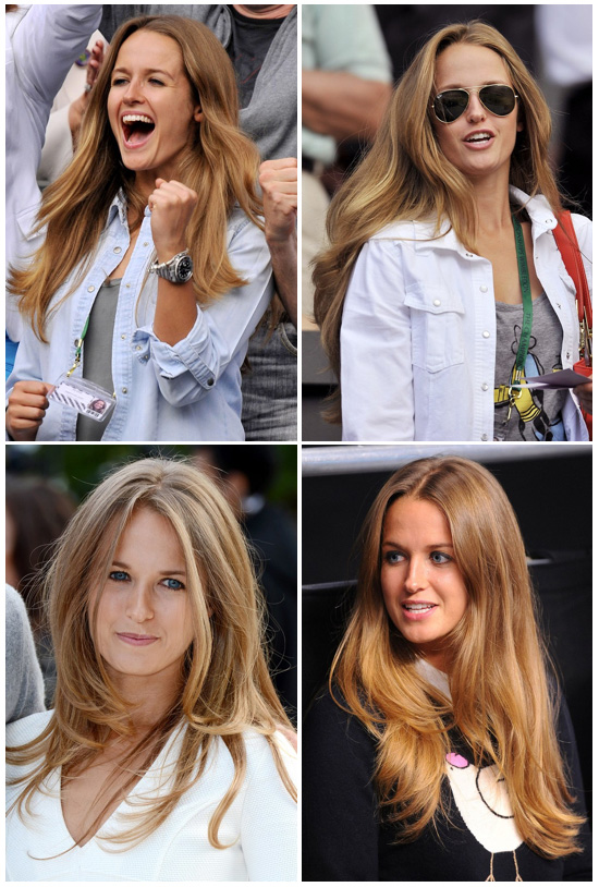 Kim Sears Murray - Hairstyle