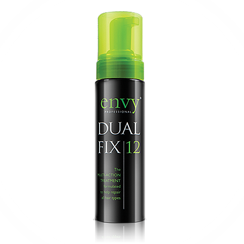 Dual Fix 12 is a multi-action haircare treatment available in the UK.